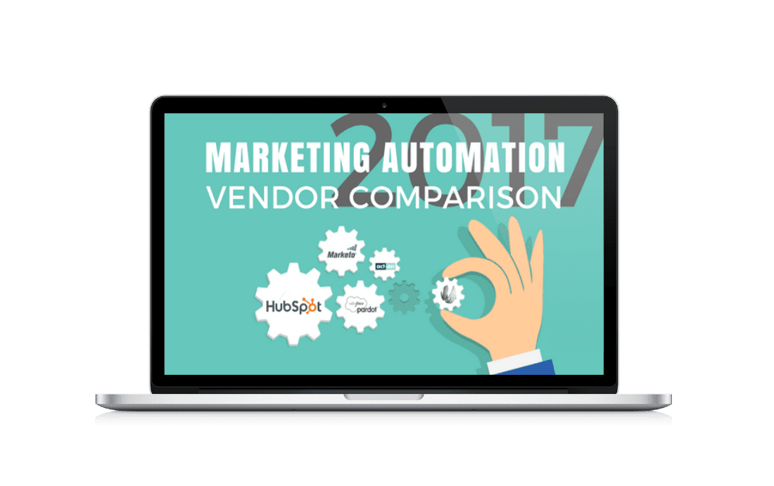 Laptop Marketing Automation 2017 Report