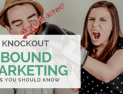 30 knock out inbound marketing stats