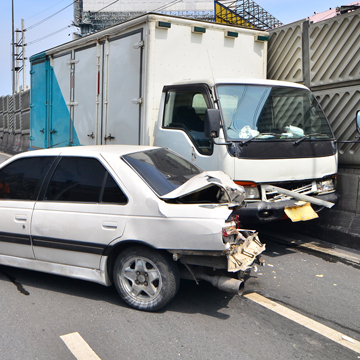 who is liable in truck accident