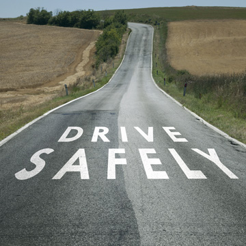 safe driving in johnson city