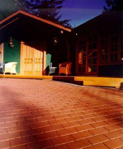 stamped asphalt, paving, Milwaukee,