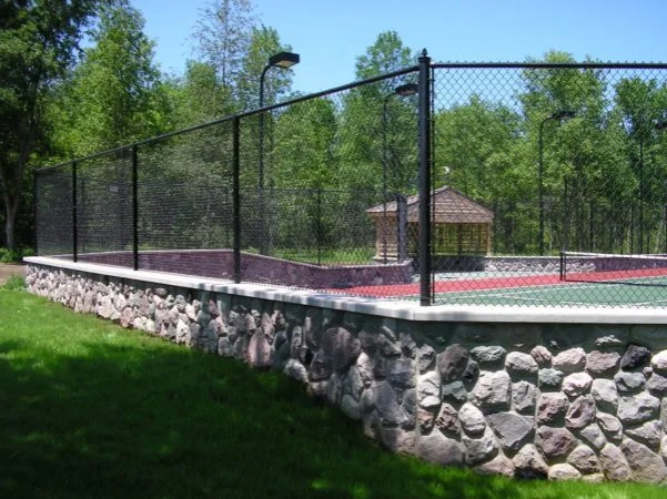 Fencing Sports and Tennis , Residential Fencing milwaukee