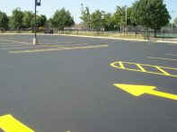 Wisconsin Asphalt, Wisconsin Paving, Commercial Paving, milwaukee paving, parking lot paving