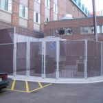 Commercial Fencing, Commerical Fence, Milwaukee commerical Fence