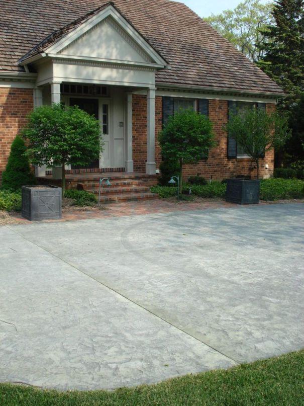 residential concrete paving, milwaukee, paving