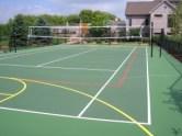 Sport Court Construction, Tennis court, Tennis court paving