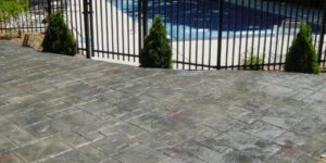 Pool Fencing, Residential Iron Fence, Milwaukee fencing, residential fence, fence contractors