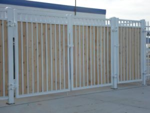 Wooden Fences , Commerical Fencing, Milwaukee Commercial Fence Contractor, Milwaukee, Waukesha