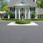 Asphalt driveway, asphalt paving, black top, paving, Milwaukee, Waukesha