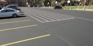 Parking Lot Repair, Parking lot construction, Asphalt paving, Black top, Milwaukee, Waukesha