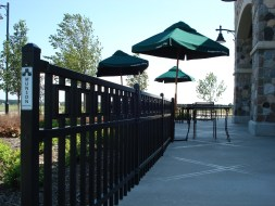 Commercial Fence Repair, Fence, Milwaukee, Waukesha, Fencing, Fences