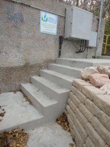 Commercial Concrete, Wisconsin commercial concrete contractor