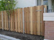 Wooden Fencing Residential, Milwaukee, Fence