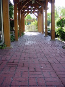 Stamped concrete, Commercial Concrete, Concrete decorating, Milwaukee Commercial Concrete, Milwaukee paving