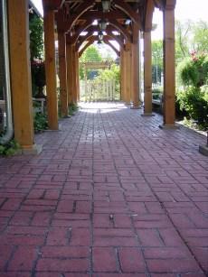 Stamped concrete, Commercial Concrete, Concrete decorating, Milwaukee Commercial Concrete, Milwaukee paving