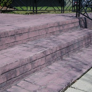 Decorative Concrete, Concrete Steps, Commercial Concrete Wisconsin, Milwakee Concrete, stamped concrete milwaukee, paving