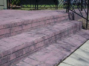 Decorative Concrete, Concrete Steps, Commercial Concrete Wisconsin, Milwakee Concrete, stamped concrete milwaukee, paving