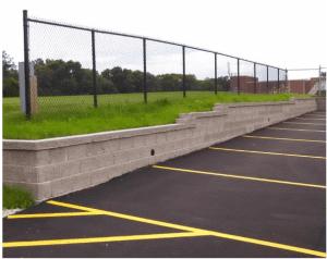 Parking lot repair, Commerical Parking lot Construction, School Parking lot repair