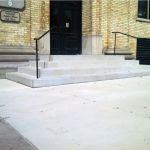 Concrete Repair, Milwaukee, Concrete Steps, mudjacking,commercial Concrete