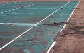 tennis court repair, tennis courts, construction, milwaukee