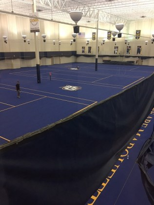 indoor tennis court construction, indoor tennis court, milwaukee
