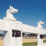horse fence, vinyl fencing, fences, fence installation, Milwaukee