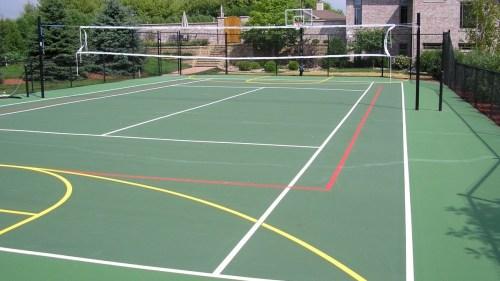 tennis court repair, milwaukee,
