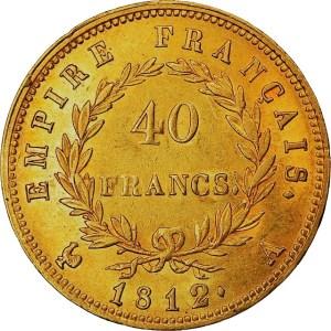 40 Frank in goud Napoleon I - Dubbele Louis d'or