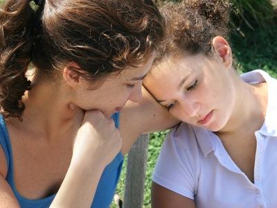 Depression: Körper Einstellung und wie man sich helfen kann