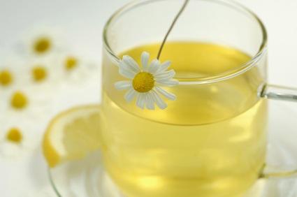 Infusionen und Tees zum entgiften