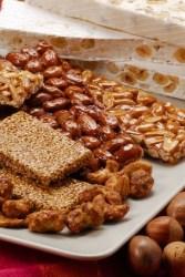Getreide zum Frühstück und Abendessen zum Abnehmen