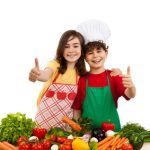 Kinder Diäten zum Abnehmen: Vorsichtsmaßnahmen