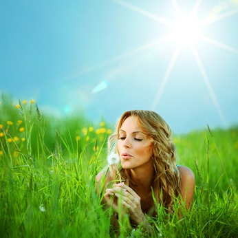 Kurze Meditation, um Stress und Schmerzen zu entfernen