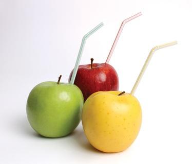 Der Apfel und seine Eigenschaften