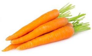 Wunder der Karotten
