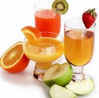 Fruchtsaft-Therapie