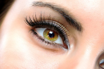 Schöne Augen jeden Tag