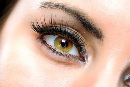 Gesundheit und Schönheit für Ihre Augen