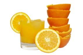Orangen:  medizinische Eigenschaften
