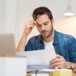 Schulden könnten zur Gewichtszunahme führen