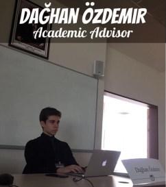 Dağhan Özdemir - AlphaMUN