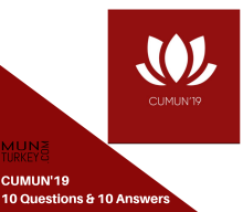 CUMUN'19 – 10 Questions & 10 Answers
