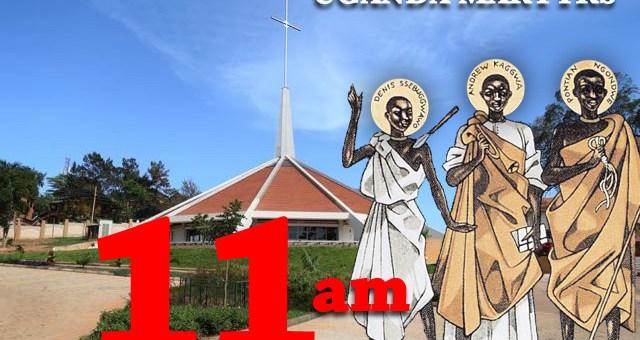 UGANDA MARTYRS FEAST