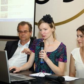 Iva Meštrović, suradnica na projektu AthenaPlus