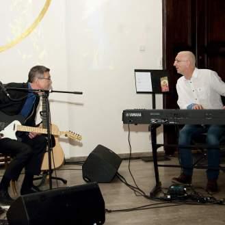 Massimo uz klavijatursku pratnju Gojka Tomljanovića