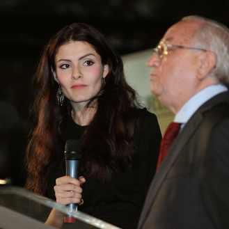 Maria Grigoryan, Russia Beyond The Headlines HR i veleposlanik Anvar Azimov