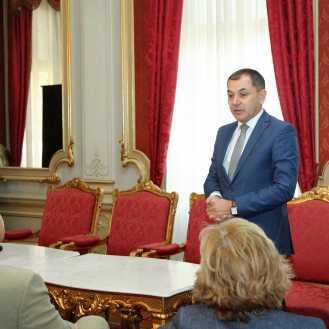 Ivica Lovrić, pročelnik GUOKS-a GZ
