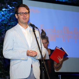 Jean Francois Porchez - tipograf, član Ocjenjivačkog suda za nagrade HDD-a u 2016.