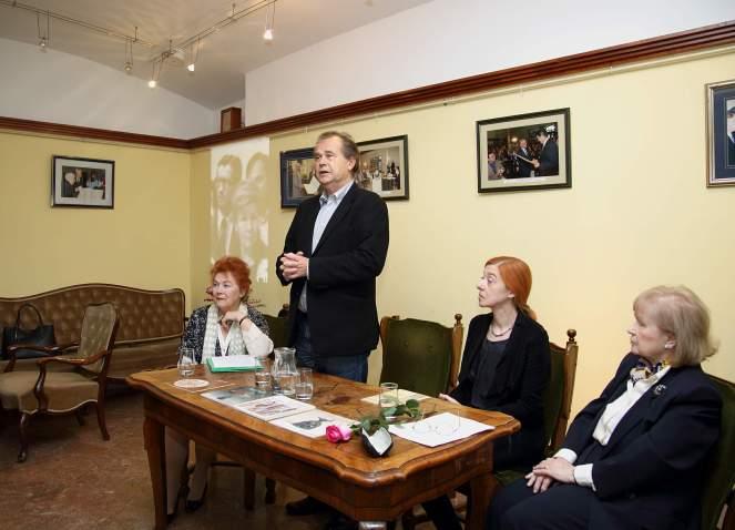 Ljerka Njerš, Miroslav Gašparović, Marina Bagarić i Dora Pezić Mijatović