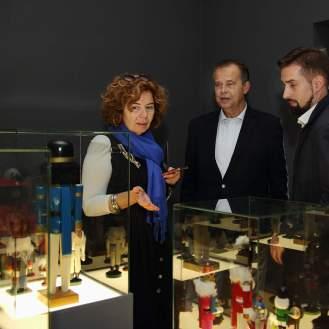 Maja Kocijan, Miroslav Gašparović i Leo Jakovina